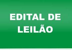 Edital de Leilão