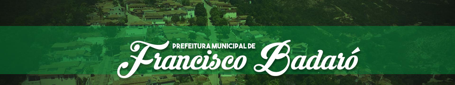 Prefeitura Municipal de Francisco Badaró